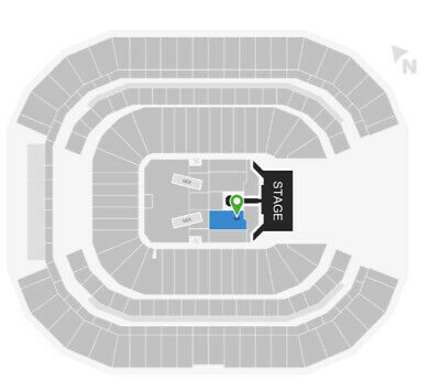 Rolling Stones tickets – Almost FRONT ROW –Glendale AZ – State Farm Stadium