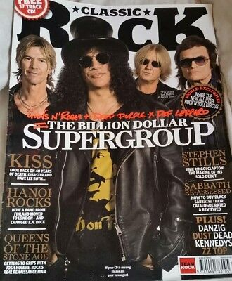 Classic Rock Magazine - Issue 187 - August 2013