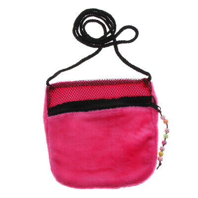 Cute Ferret Dwarf Hamster Gerbil Pet Small Animal Pouch Carrier Pink