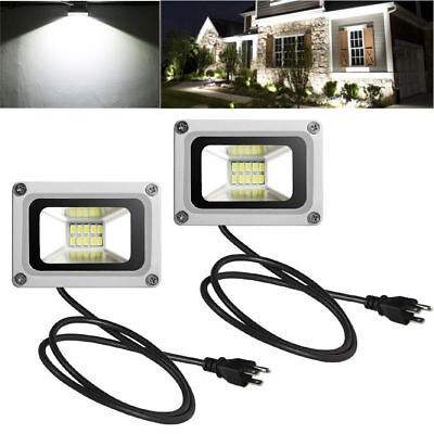 10W-1000W LED Light Outdoor Waterproof Security Landscape Lamp Xmas Party Props