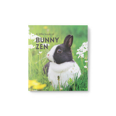 Affirmations -Little Book of Bunny Zen Great gift
