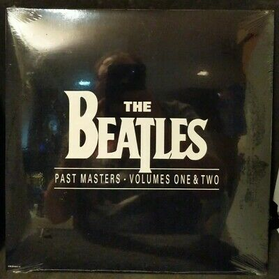The Beatles Past Masters Vol. One & Two Original US Sealed (Vinyl Oct 1988)