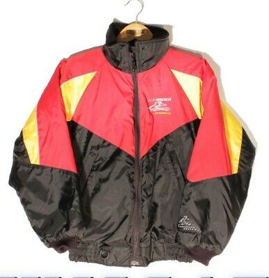 New Youth XL Ice Rider Mustang New Snowmobile Floatation Jacket