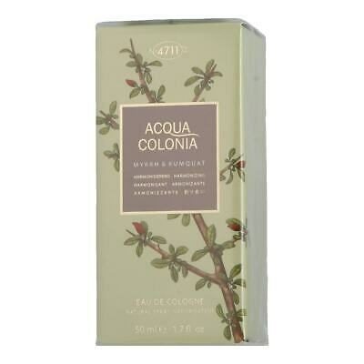 4711 Acqua Colonia - Myrrh & Kumquat Eau de Cologne EDC Spray 50ml