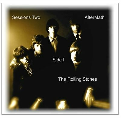 Rolling Stones  Aftermath Studio Sessions Vol 2  2 CD Set Series Sessions