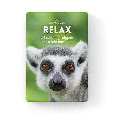 Affirmations  Gifts  Little Affirmations  Animals  - Relax-Cards