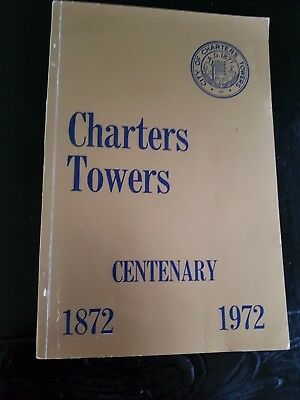 1872-1972  Centenary Charters Towers