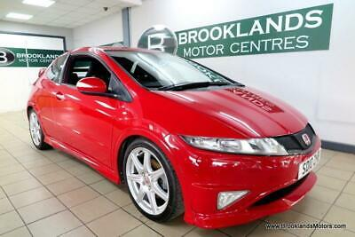 Honda Civic 2.0 I-VTEC TYPE R GT [8X DEALER SERVICES and LOW MILES]