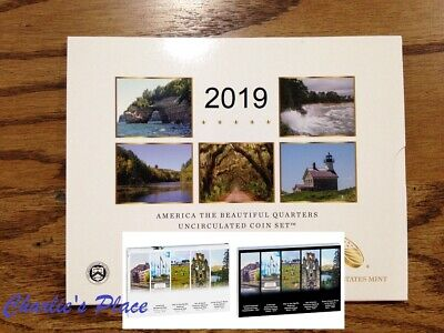 2019-PDSS ATB BU, Clad, & Silver Proof Set Quarters 20-Coin Bundle (Presale)