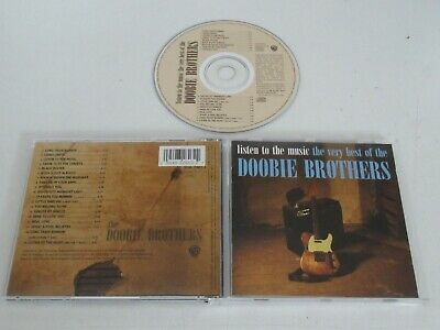 The Doobie Brothers / Listen To Music / Very Best Of( Wb. 9548328032) CD Album