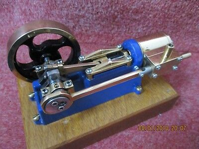 Chiltern Model Steam - Horizontal Mill Engine - excellent & running
