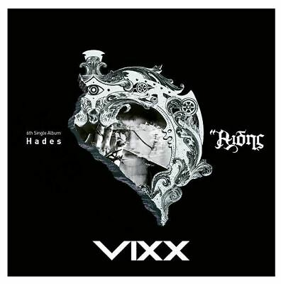HADES by VIXX The 6th Single Album The Trilogy Project