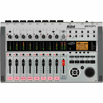 Zoom R24 – Recorder Digital Multitrack