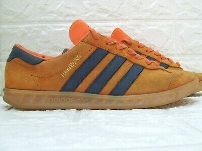 uk availability 2c132 5897c SCARPE SHOES UOMO DONNA SNEAKERS ADIDAS HAMBURG tg. US 8 1 2 - 42