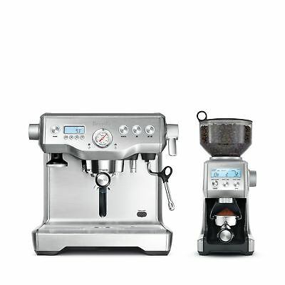 Breville the Dual Boiler & Grinder - BEP920BSS