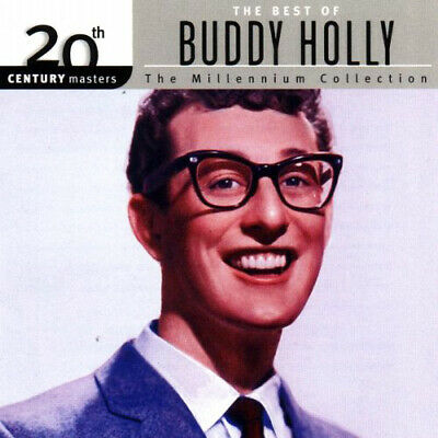 Buddy Holly - 20th Century Masters: The Best of Buddy Holly CD NEW