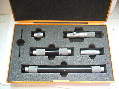 """'mitutoyo' Tube Extension I/s/ Micrometer 139-178 (4-20"""") Incomplete      (3852)"""