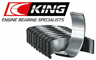 King Main Bearings STD Size for Mazda 3 MPS 07-13 / 6 MPS 06-07, Ford Ecoboost