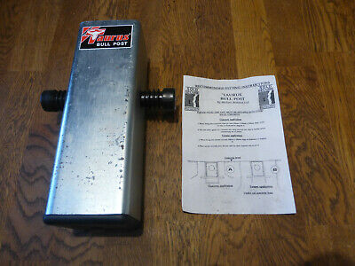 Taurus Sold Secure Ground Anchor Anti Theft Security Concealed Post