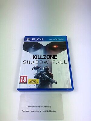 Killzone: Shadow Fall PS4 PlayStation 4 **FREE UK POSTAGE**