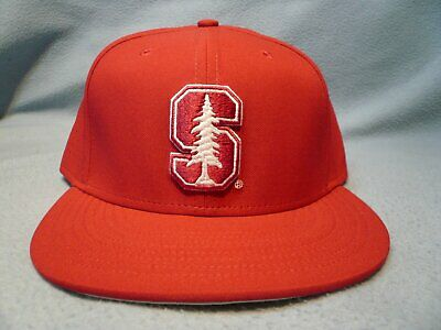 best sneakers 4d5bc bb014 Nike Stanford Cardinal True Vapor Sz 7 1 2 Fitted BRAND NEW hat cap dri