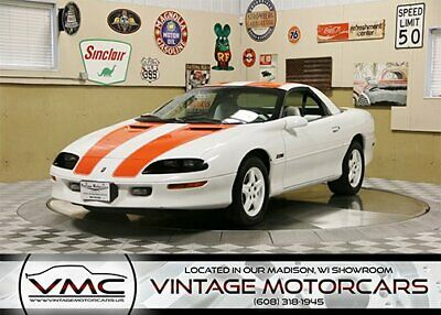 1997 Chevrolet Camaro Z28  30th Anniversary - Pristine Condition - Collectible - Leather Seats - Muscle Car