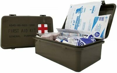 General Purpose First Aid Kit, Military Style Case, Car First Aid Kit, First Aid