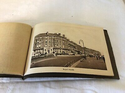 Picture Album Eastbourne 12 Views Old