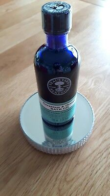 Neals Yard Geranium and Orange Bath Oil Brand New