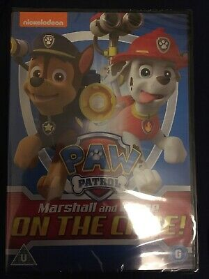 Paw Patrol: Marshall and Chase On the Case! DVD (2015) Keith Chapman