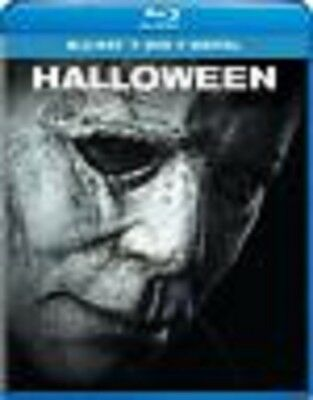 Halloween (Blu-ray Combo Pack, 2019) New/Sealed w/Slip Cover