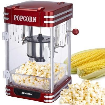 Nostalgie Retro Popcorn Maker Popcornmaschine PCM-310 Wyoming