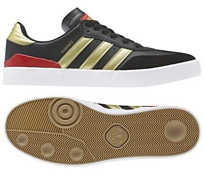 huge selection of 7752c 5e74f ADIDAS BUSENITZ VULC REMIX Leather Skate Mens TRAINERS Size UK 11 EU 46 -  CQ1170