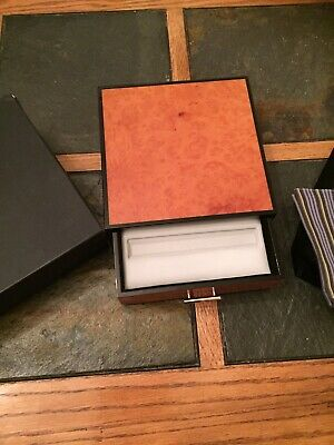 Parker Pinstripe Duo Box