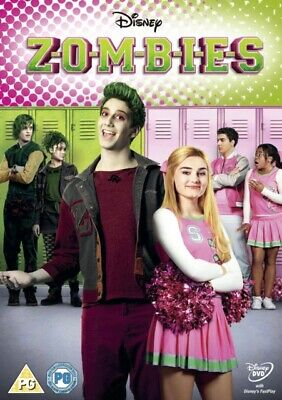 Disney Zombies (Z-O-M-B-I-E-S) (DVD, 2018) *NEW/SEALED* 8717418537951, FREE P&P