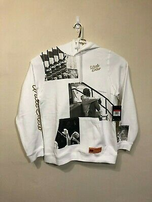834bfebf Nike Men's Kyrie Irving UNCLE DREW PHOTO Hoodie NWT Size Large BQ6187 100