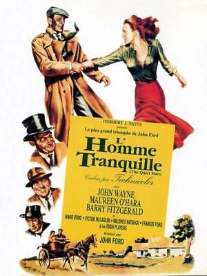 DVD L'Homme tranquille Neuf sous cello