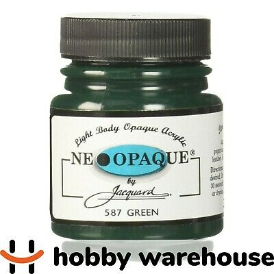 Jacquard Neopaque Acrylic - Green 70ml