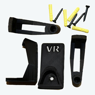 For Oculus Rift, 3 Sensor Wall Mount + Headset Mount