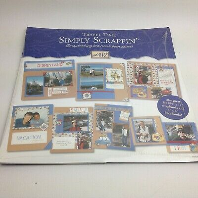 Stampin' Up! Simply Scrappin' Vacation #104360 NIP (SP111)