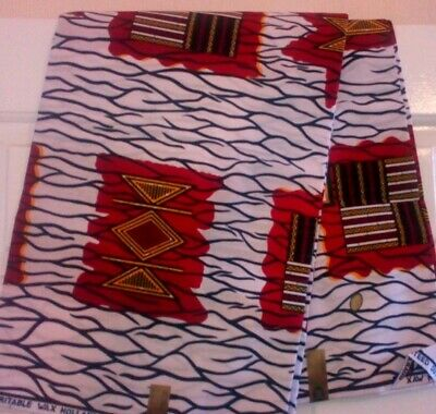 Ankara African Wax, Hollandaise Dutch wax print 6yards for party dress!!