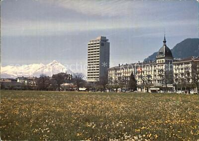 62273151Interlaken_BE Grand Hotel Victoria Jungfrau / Interlaken /Bz. Interlaken