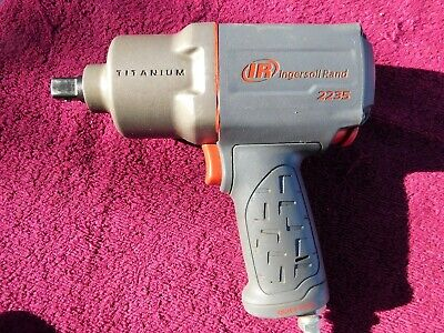 "Ingersoll-Rand *near Mint!* 2235Qpti Max ""quiet"" Impact Wrench!  1350 Ft/lbs!"