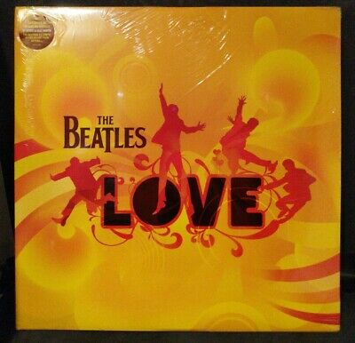 The Beatles Love Original 2007 Limited Edition 2 Lp's 180 Gram New Sealed