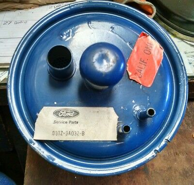 NOS 1974-1977 Ford Charcoal Canister Mustang Truck Econoline Torino D4AZ-9D653-B
