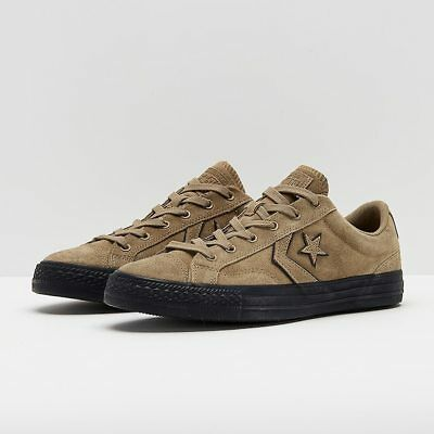 2b2f2a3b2ef6 Converse Star Player Ox Trainers Size UK 8 Brand New With Box EU 41.5 Khaki