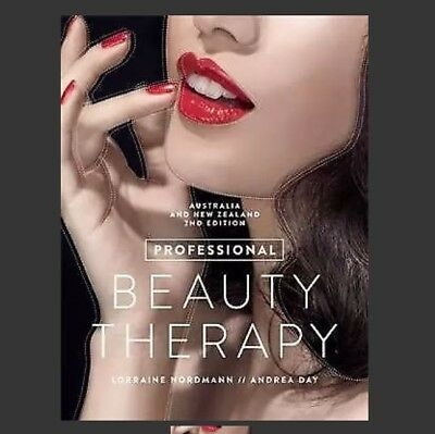 Professional Beauty Therapy 2nd Edition ISBN978-0-17-025484-7