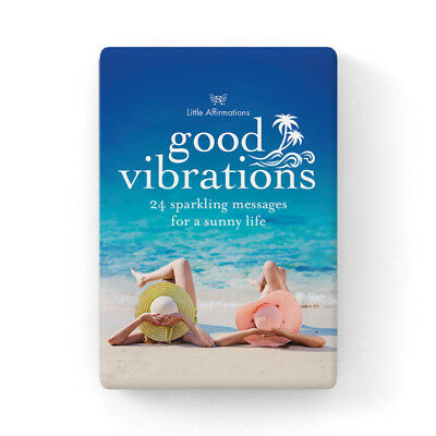 Affirmations  Gifts  Little Affirmations  Seaside-Good Vibrations gift card