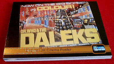 DR WHO BIG SCREEN - COMPLETE CHASE SET of 12 GOLD FOIL cards - Strictly Ink 2003