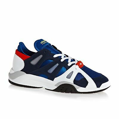 new arrivals 1353e a0603 Adidas Originals Dimension Lo Unisex Footwear Shoe - Royal Navy White All  Sizes